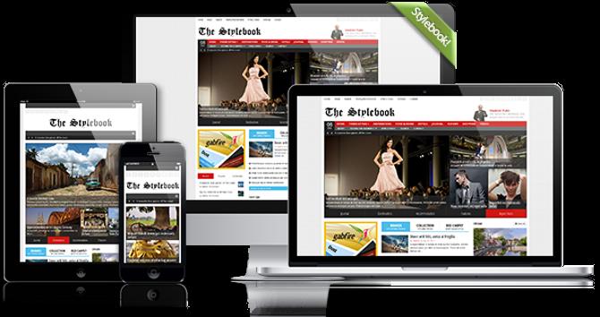 Responsive WordPress Magazine Theme